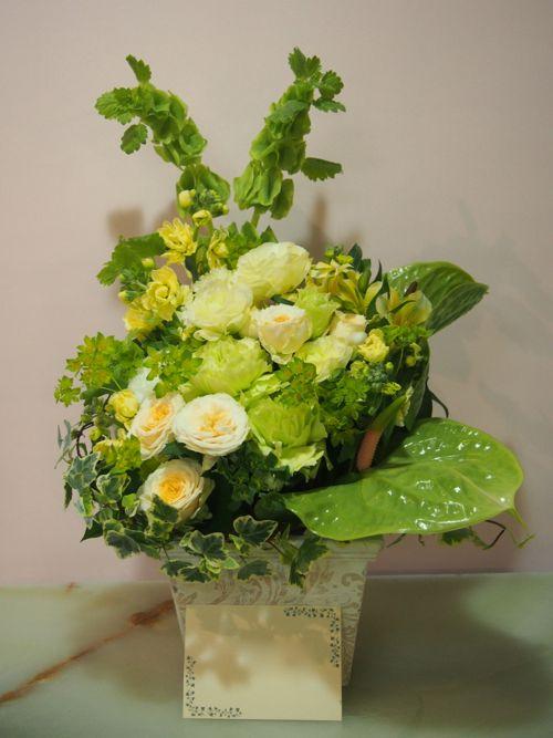 花ギフト|フラワーギフト|誕生日 花|カノシェ話題|スタンド花|ウエディングブーケ|花束|花屋|54646