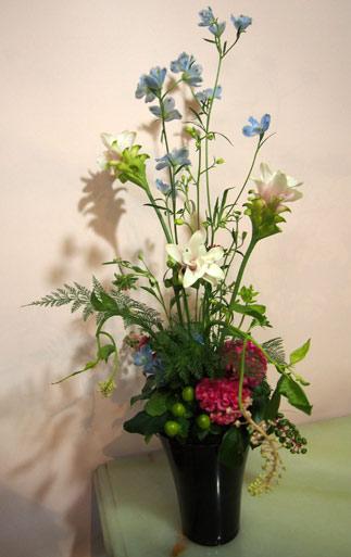 花ギフト|フラワーギフト|誕生日 花|カノシェ話題|スタンド花|ウエディングブーケ|花束|花屋|P7200728