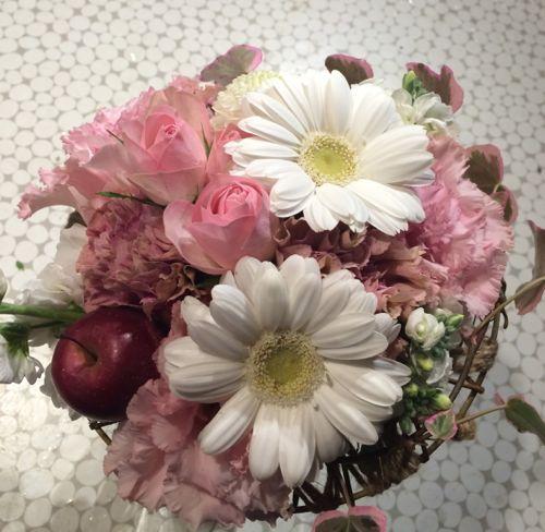 花ギフト|フラワーギフト|誕生日 花|カノシェ話題|スタンド花|ウエディングブーケ|花束|花屋|IMG_8154