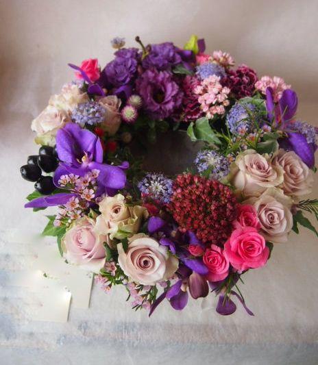 花ギフト|フラワーギフト|誕生日 花|カノシェ話題|スタンド花|ウエディングブーケ|花束|花屋|42282