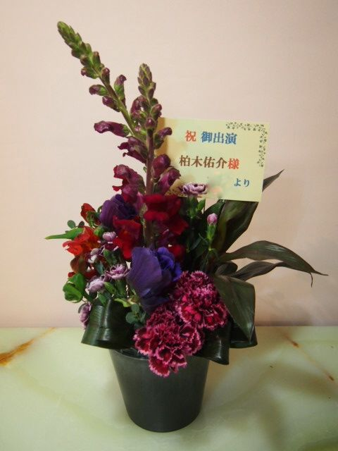 花ギフト|フラワーギフト|誕生日 花|カノシェ話題|スタンド花|ウエディングブーケ|花束|花屋|53342