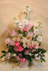 花ギフト|フラワーギフト|誕生日 花|カノシェ話題|スタンド花|ウエディングブーケ|花束|花屋|村上さん110