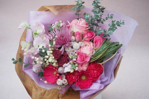 花ギフト|フラワーギフト|誕生日 花|カノシェ話題|スタンド花|ウエディングブーケ|花束|花屋|imahu_b_p