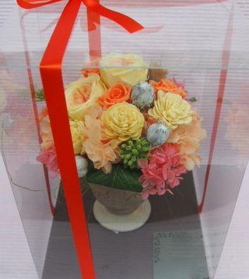 花ギフト|フラワーギフト|誕生日 花|カノシェ話題|スタンド花|ウエディングブーケ|花束|花屋|51424 (3)
