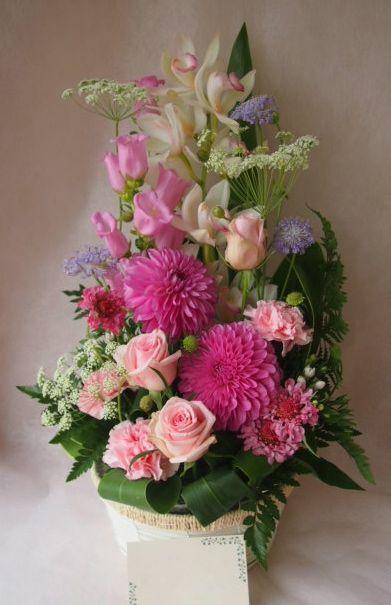 花ギフト|フラワーギフト|誕生日 花|カノシェ話題|スタンド花|ウエディングブーケ|花束|花屋|47336