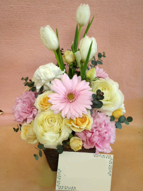 花ギフト|フラワーギフト|誕生日 花|カノシェ話題|スタンド花|ウエディングブーケ|花束|花屋|misaki-pw