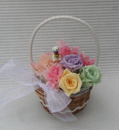 花ギフト|フラワーギフト|誕生日 花|カノシェ話題|スタンド花|ウエディングブーケ|花束|花屋|IMG_0683