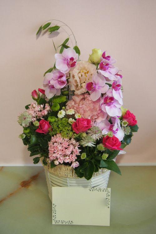 花ギフト|フラワーギフト|誕生日 花|カノシェ話題|スタンド花|ウエディングブーケ|花束|花屋|56882