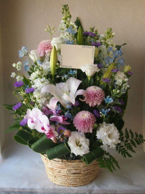 花ギフト|フラワーギフト|誕生日 花|カノシェ話題|スタンド花|ウエディングブーケ|花束|花屋|51788
