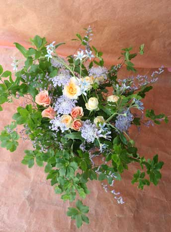 花ギフト|フラワーギフト|誕生日 花|カノシェ話題|スタンド花|ウエディングブーケ|花束|花屋|えみこさん花瓶