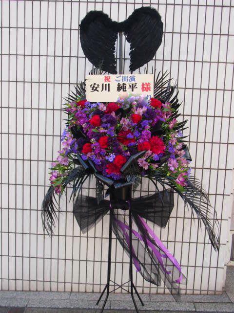 花ギフト|フラワーギフト|誕生日 花|カノシェ話題|スタンド花|ウエディングブーケ|花束|花屋|53972(1)