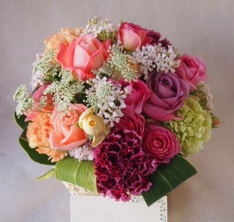 花ギフト|フラワーギフト|誕生日 花|カノシェ話題|スタンド花|ウエディングブーケ|花束|花屋|44901