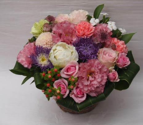 花ギフト|フラワーギフト|誕生日 花|カノシェ話題|スタンド花|ウエディングブーケ|花束|花屋|P6165578