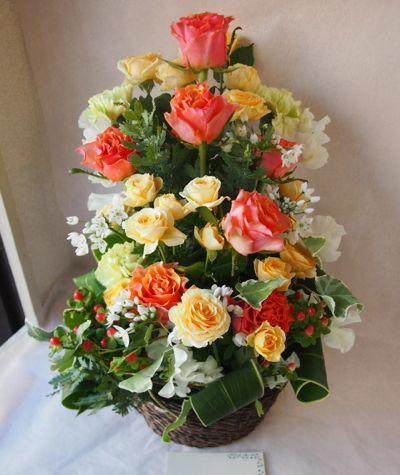 花ギフト|フラワーギフト|誕生日 花|カノシェ話題|スタンド花|ウエディングブーケ|花束|花屋|37364