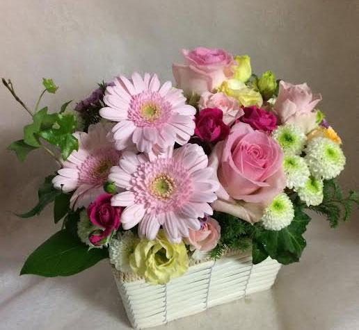 花ギフト|フラワーギフト|誕生日 花|カノシェ話題|スタンド花|ウエディングブーケ|花束|花屋|フェリー