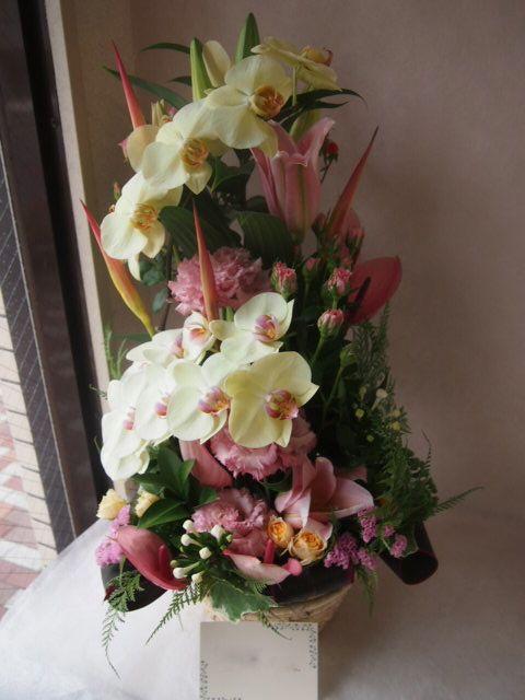 花ギフト|フラワーギフト|誕生日 花|カノシェ話題|スタンド花|ウエディングブーケ|花束|花屋|41129