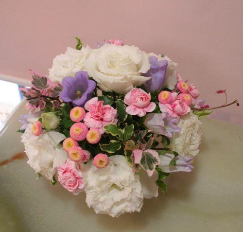 花ギフト|フラワーギフト|誕生日 花|カノシェ話題|スタンド花|ウエディングブーケ|花束|花屋|IMG_2973