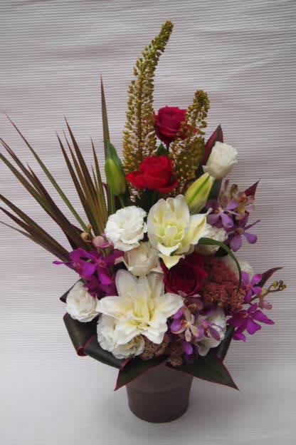 花ギフト|フラワーギフト|誕生日 花|カノシェ話題|スタンド花|ウエディングブーケ|花束|花屋|P6185584