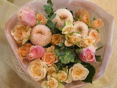 花ギフト フラワーギフト 誕生日 花 カノシェ話題 スタンド花 ウエディングブーケ 花束 花屋 フィーリング