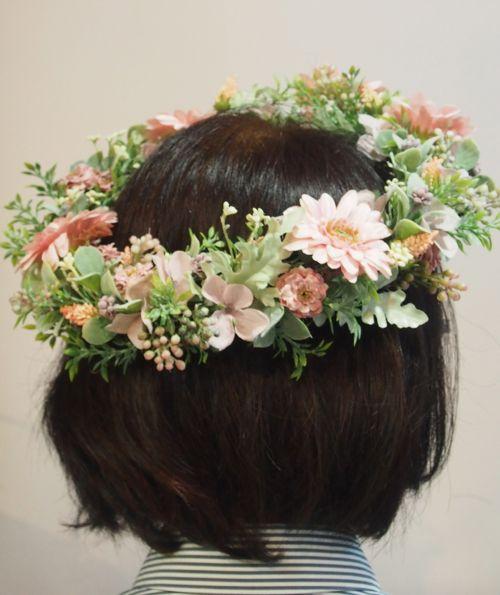花ギフト|フラワーギフト|誕生日 花|カノシェ話題|スタンド花|ウエディングブーケ|花束|花屋|oct_kanmuri_g2(1)