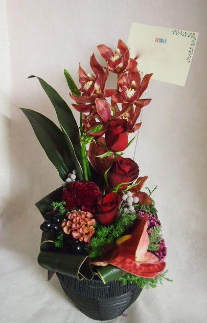花ギフト|フラワーギフト|誕生日 花|カノシェ話題|スタンド花|ウエディングブーケ|花束|花屋|43759