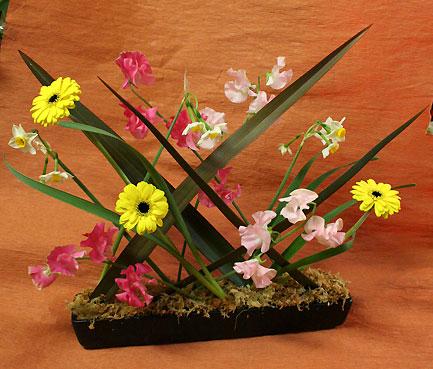 花ギフト|フラワーギフト|誕生日 花|カノシェ話題|スタンド花|ウエディングブーケ|花束|花屋|いじちさん ガーベラ