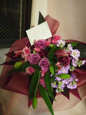 花ギフト|フラワーギフト|誕生日 花|カノシェ話題|スタンド花|ウエディングブーケ|花束|花屋|10