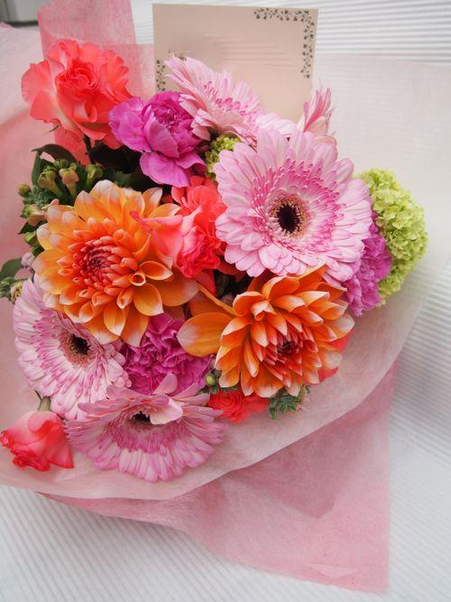 花ギフト|フラワーギフト|誕生日 花|カノシェ話題|スタンド花|ウエディングブーケ|花束|花屋|54249