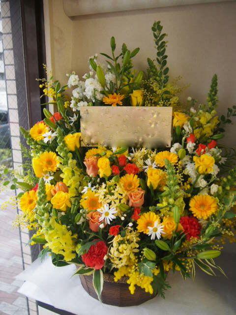 花ギフト|フラワーギフト|誕生日 花|カノシェ話題|スタンド花|ウエディングブーケ|花束|花屋|53030