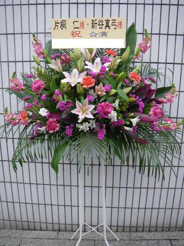 花ギフト|フラワーギフト|誕生日 花|カノシェ話題|スタンド花|ウエディングブーケ|花束|花屋|1段