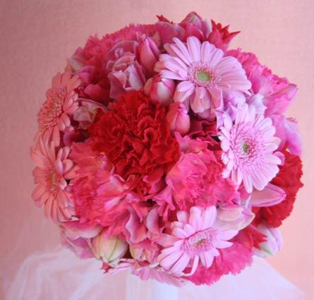 花ギフト フラワーギフト 誕生日 花 カノシェ話題 スタンド花 ウエディングブーケ 花束 花屋 サンタキアラ2