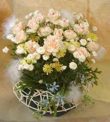 花ギフト|フラワーギフト|誕生日 花|カノシェ話題|スタンド花|ウエディングブーケ|花束|花屋|鳥