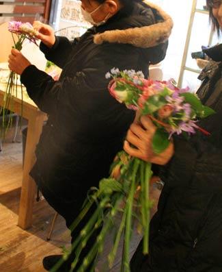 花ギフト|フラワーギフト|誕生日 花|カノシェ話題|スタンド花|ウエディングブーケ|花束|花屋|IMG_6408