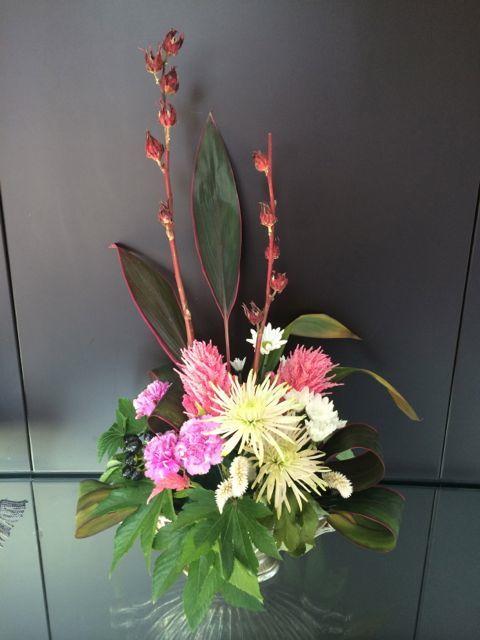 花ギフト|フラワーギフト|誕生日 花|カノシェ話題|スタンド花|ウエディングブーケ|花束|花屋|IMG_6034