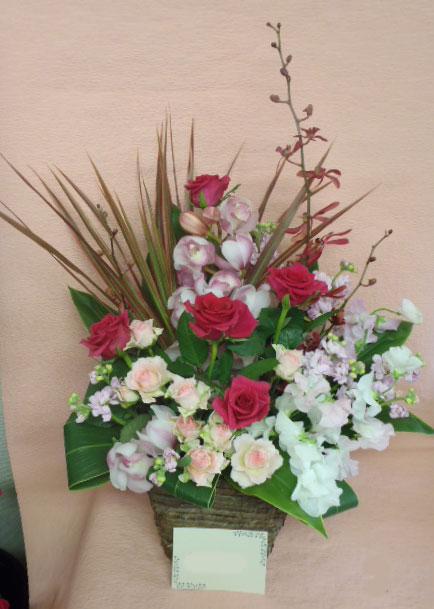 花ギフト|フラワーギフト|誕生日 花|カノシェ話題|スタンド花|ウエディングブーケ|花束|花屋|まさみ p