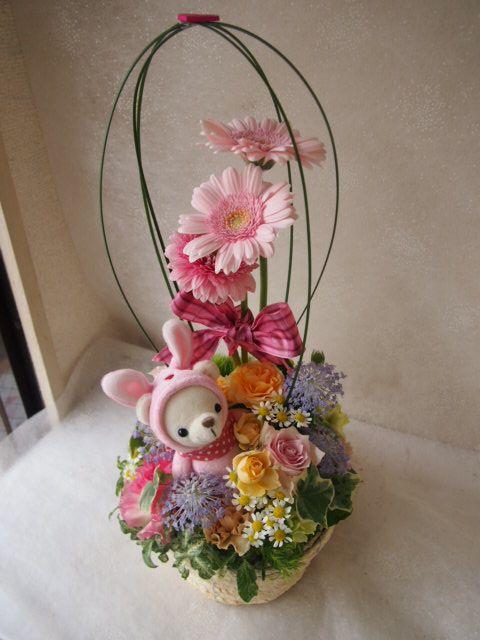 花ギフト|フラワーギフト|誕生日 花|カノシェ話題|スタンド花|ウエディングブーケ|花束|花屋|55247