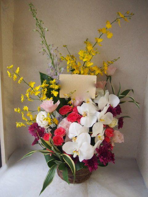花ギフト|フラワーギフト|誕生日 花|カノシェ話題|スタンド花|ウエディングブーケ|花束|花屋|1105