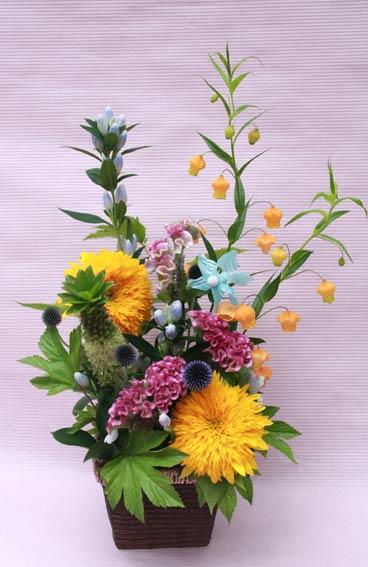 花ギフト|フラワーギフト|誕生日 花|カノシェ話題|スタンド花|ウエディングブーケ|花束|花屋|IMG_3991