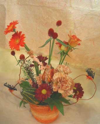 花ギフト フラワーギフト 誕生日 花 カノシェ話題 スタンド花 ウエディングブーケ 花束 花屋 SAWA