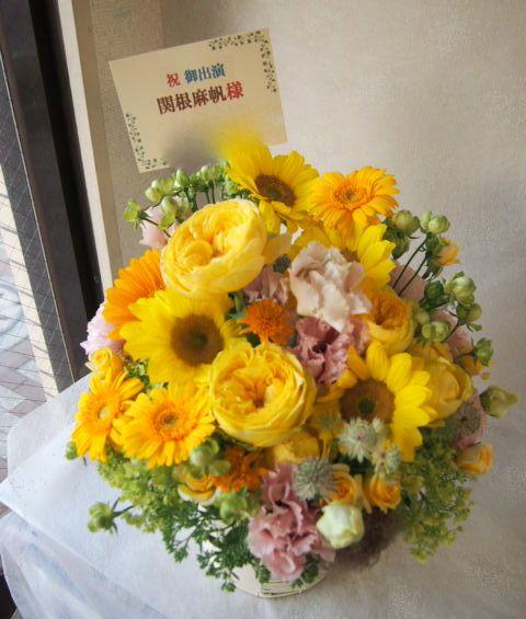 花ギフト|フラワーギフト|誕生日 花|カノシェ話題|スタンド花|ウエディングブーケ|花束|花屋|56925