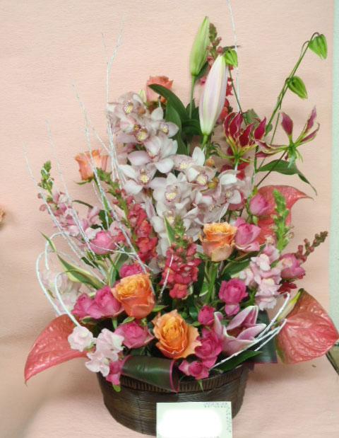 花ギフト|フラワーギフト|誕生日 花|カノシェ話題|スタンド花|ウエディングブーケ|花束|花屋|シンビ あゆみ