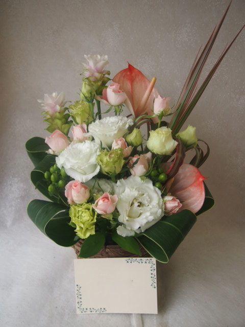 花ギフト|フラワーギフト|誕生日 花|カノシェ話題|スタンド花|ウエディングブーケ|花束|花屋|48473