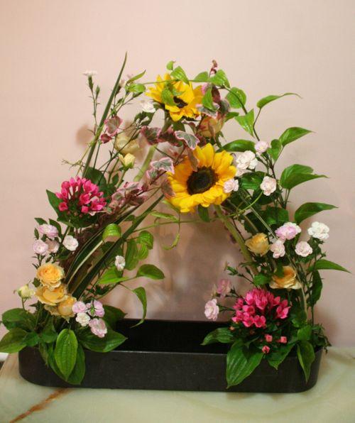 花ギフト|フラワーギフト|誕生日 花|カノシェ話題|スタンド花|ウエディングブーケ|花束|花屋|IMG_2960