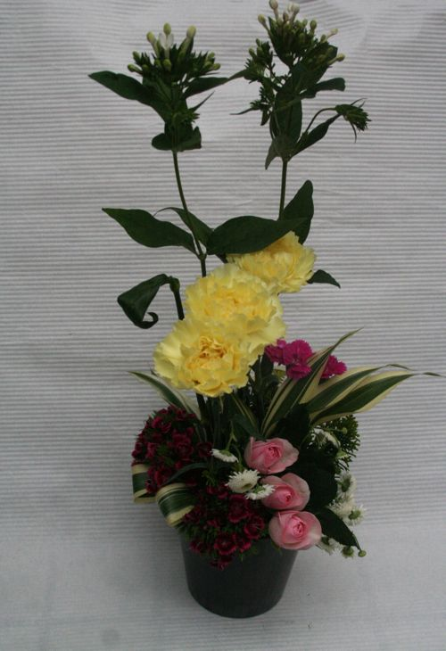 花ギフト|フラワーギフト|誕生日 花|カノシェ話題|スタンド花|ウエディングブーケ|花束|花屋|IMG_2101