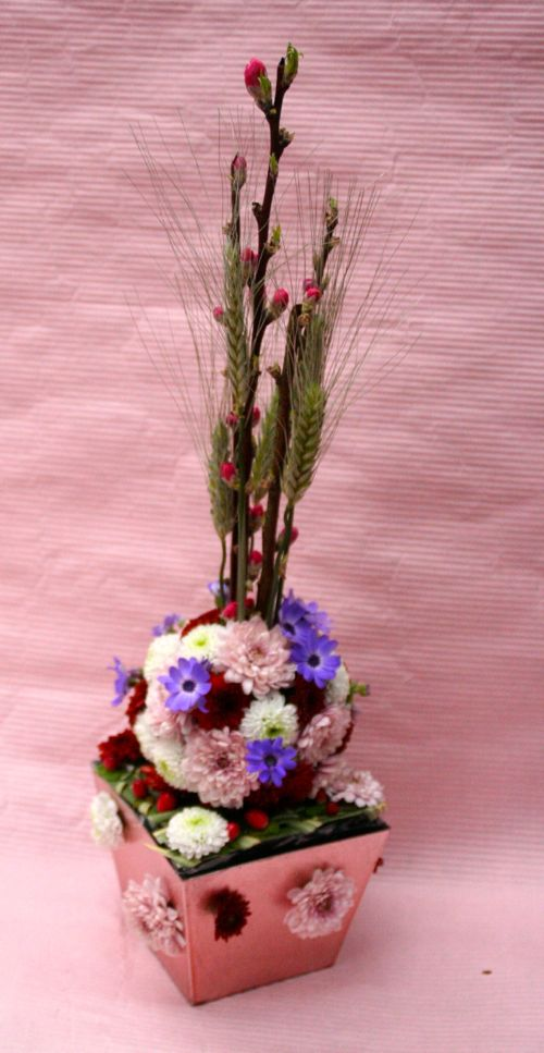 花ギフト|フラワーギフト|誕生日 花|カノシェ話題|スタンド花|ウエディングブーケ|花束|花屋|IMG_1116