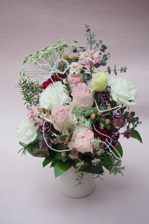 花ギフト|フラワーギフト|誕生日 花|カノシェ話題|スタンド花|ウエディングブーケ|花束|花屋|ballet_a