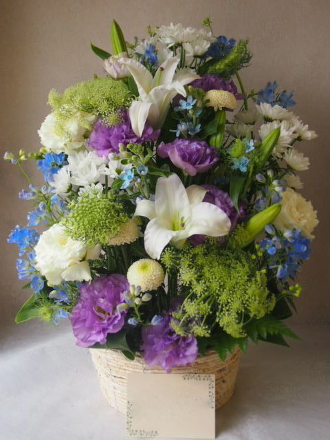 花ギフト|フラワーギフト|誕生日 花|カノシェ話題|スタンド花|ウエディングブーケ|花束|花屋|55525