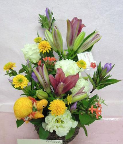 花ギフト|フラワーギフト|誕生日 花|カノシェ話題|スタンド花|ウエディングブーケ|花束|花屋|かめさん