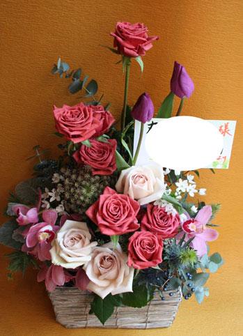 花ギフト|フラワーギフト|誕生日 花|カノシェ話題|スタンド花|ウエディングブーケ|花束|花屋|shokoradeza-to