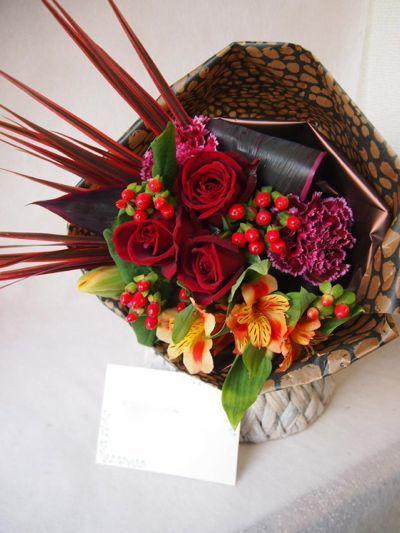 花ギフト|フラワーギフト|誕生日 花|カノシェ話題|スタンド花|ウエディングブーケ|花束|花屋|38042